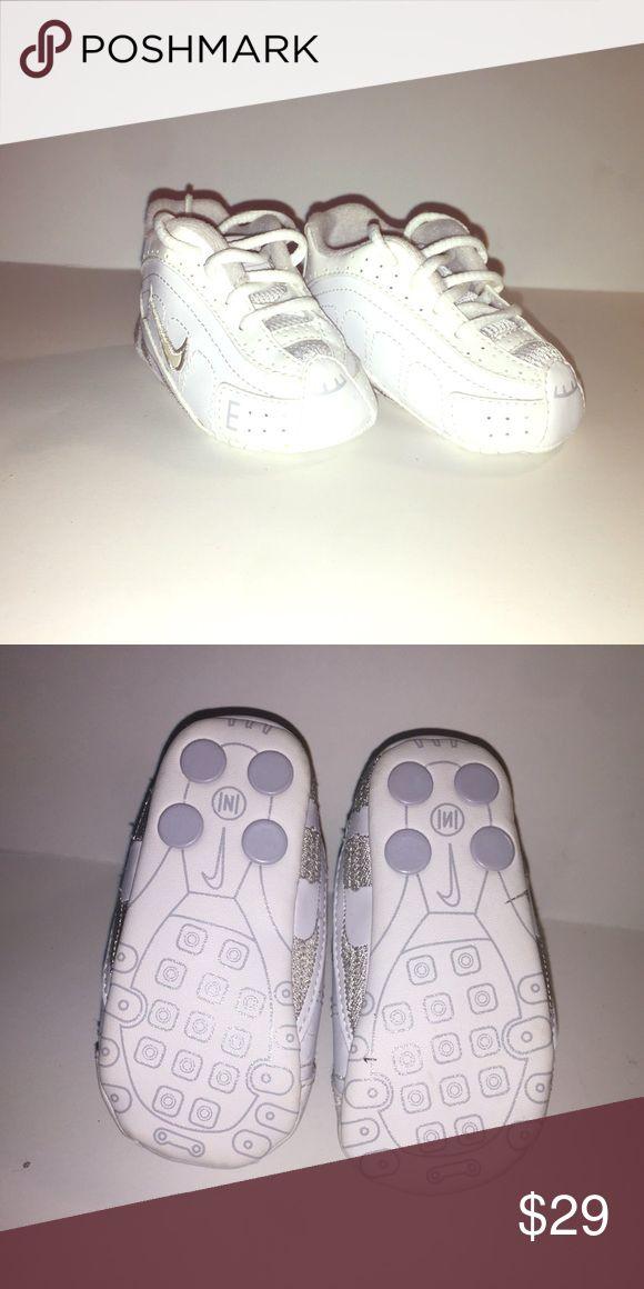 Infant Nike Shocks Never worn! Nike Shoes Baby & Walker