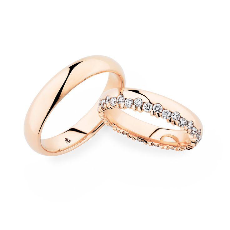 Trauringe hochzeit  Die 25+ besten Eheringe Ideen auf Pinterest | Diamanten-Eheringe ...