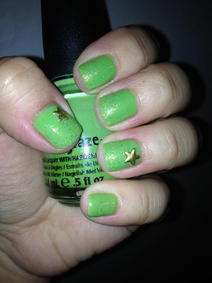 Mejores 46 imágenes de Mis diseños nail art en Pinterest | Arte de ...
