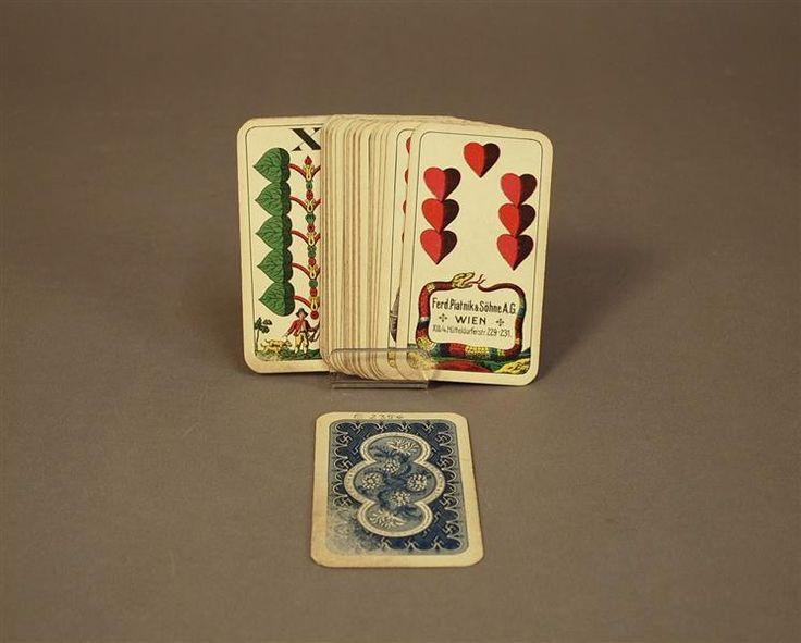 Skatkarten, 32 sheets