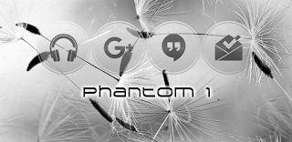 """Phantom 1 - v1.5 Icon Pack  Sábado 24 de Octubre 2015.By: Yomar Gonzalez ( Androidfast )  Phantom 1 - v1.5 Icon Pack Requisitos: 4.0.3 o superior Información general: Phantom 1 - Icon Pack ........ algo suave y simple. Phantom 1 - Icon Pack ........ algo suave y simple. Phantom 1 - Icon Pack Características:  2590 iconos personalizados  30  HD fondos de pantalla basados en la nube  XXXHDPI Icono 192x192 px  Ver todos los iconos utilizando la opción """"Iconos"""" en la aplicación  Icono de…"""