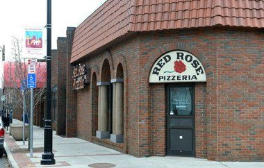 Red Rose Pizzeria in Springfield's South End to be featured on 'Phantom Gourmet'