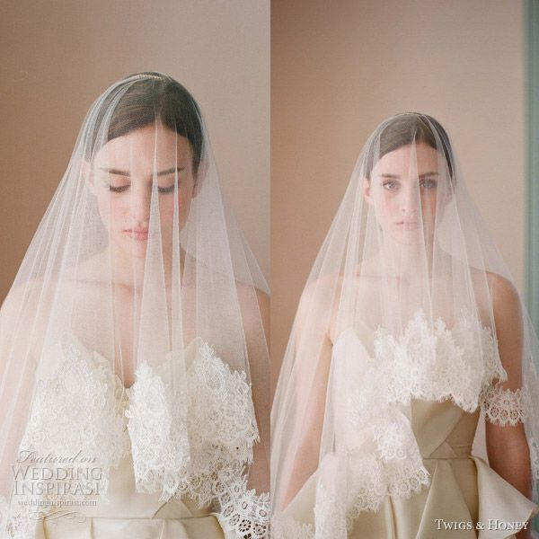 Twigs & Honey 2012 Collection — Bridal Veils, Headpieces and Other Accessories | Wedding Inspirasi | Page 2