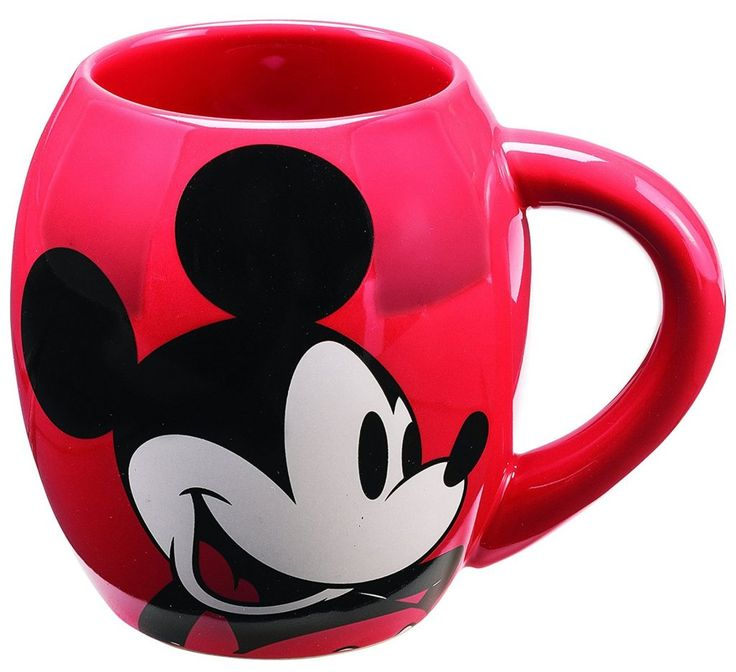 Have A Drink With Your Favorite Cartoon Icon With 9 Ceramic Oval Mugs | Savvy Falcon
