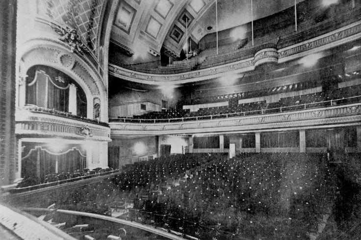 Heritage Winnipeg Blog: Haunted Winnipeg - Theatres