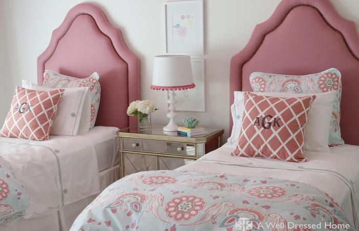 Purple Single Bedroom Cute Twin Beds For Girls Bedrooms Girl Ideas