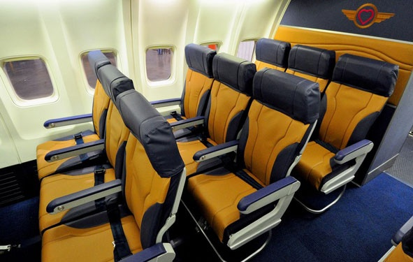 Southwest Flying With  Car Seats