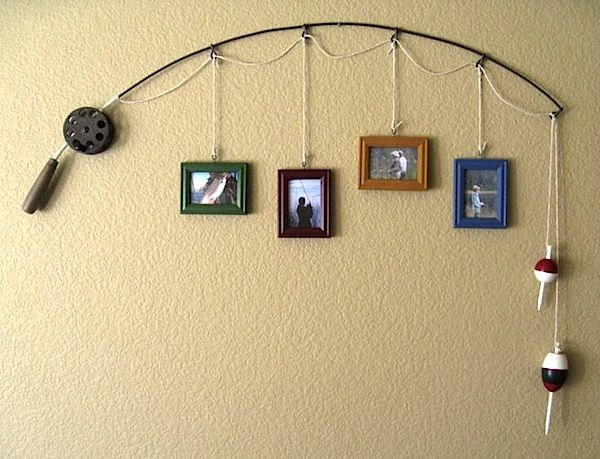 Unique and Unusual Photo Hangers | KidSpace Interiors | Nauvoo IL