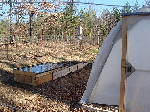 92 Best How To Build Cold Frames Images On Pinterest