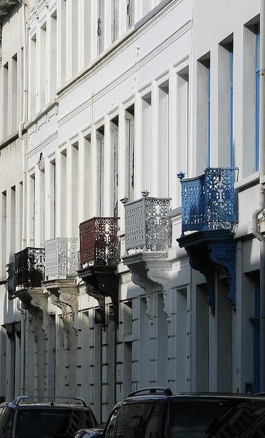 antwerpen balconies.