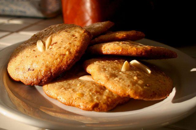 Prăjiturele cu migdale și mere (de la 1 an) | Diversificare.ro