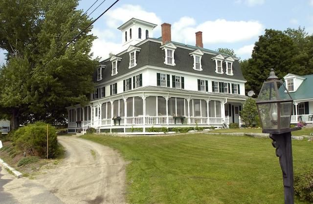 Maine Bed And Breakfast to Sell for $125 and 200 Words