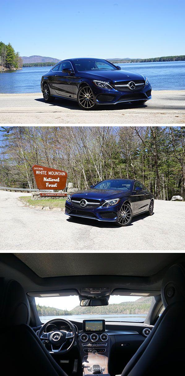 Blue Thunder - The Mercedes-Benz C-Class Coupé.  Photos for #MBphotopass via @mercedesbenzusa