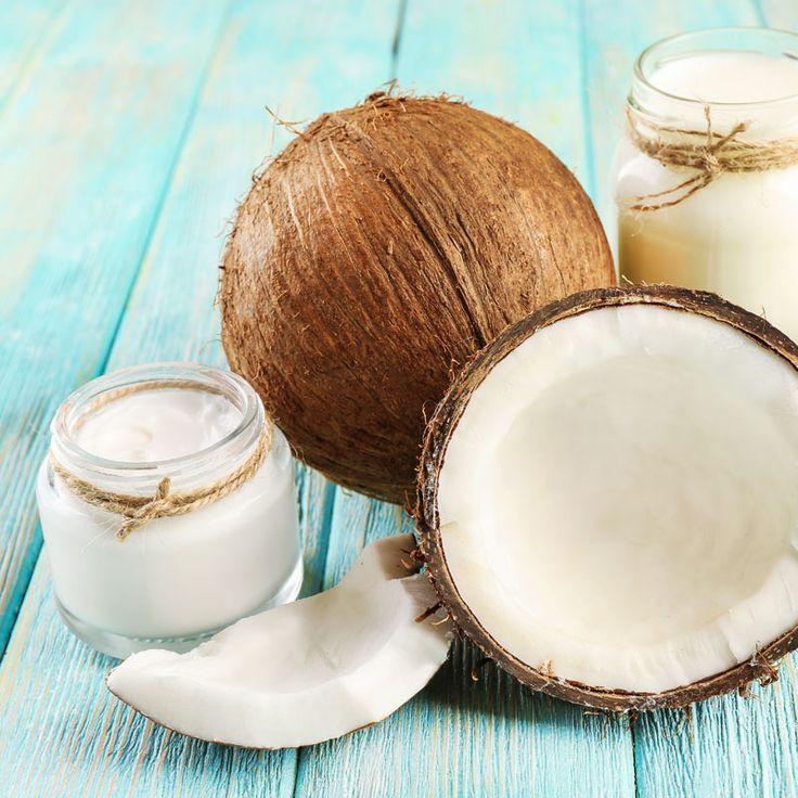 Infos zur Anwendung von Kokosöl für Haut und Körper: Anwendungstipps zur Körper- und Gesichtspflege, Haarpflege, Zahn- und Lippenpflege mit vielen DIY-Rezepten ...
