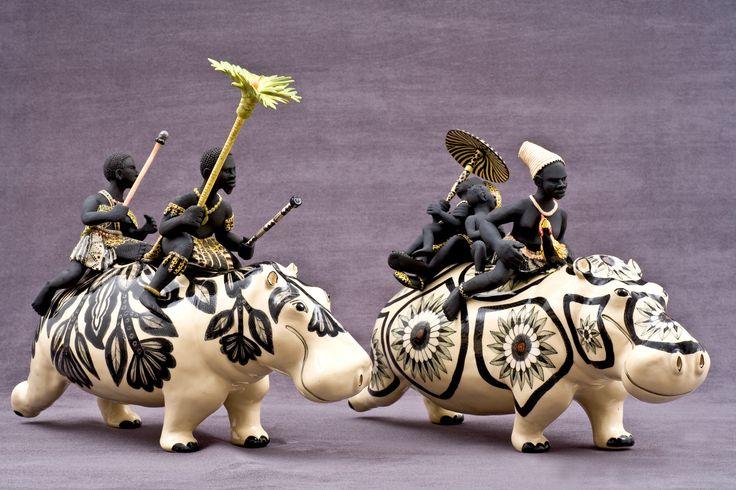 Hippo Riders