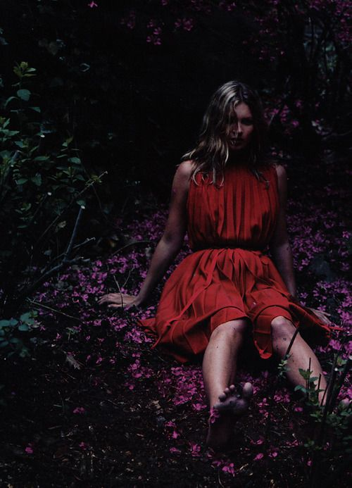 Kate Moss by Mario Sorrenti