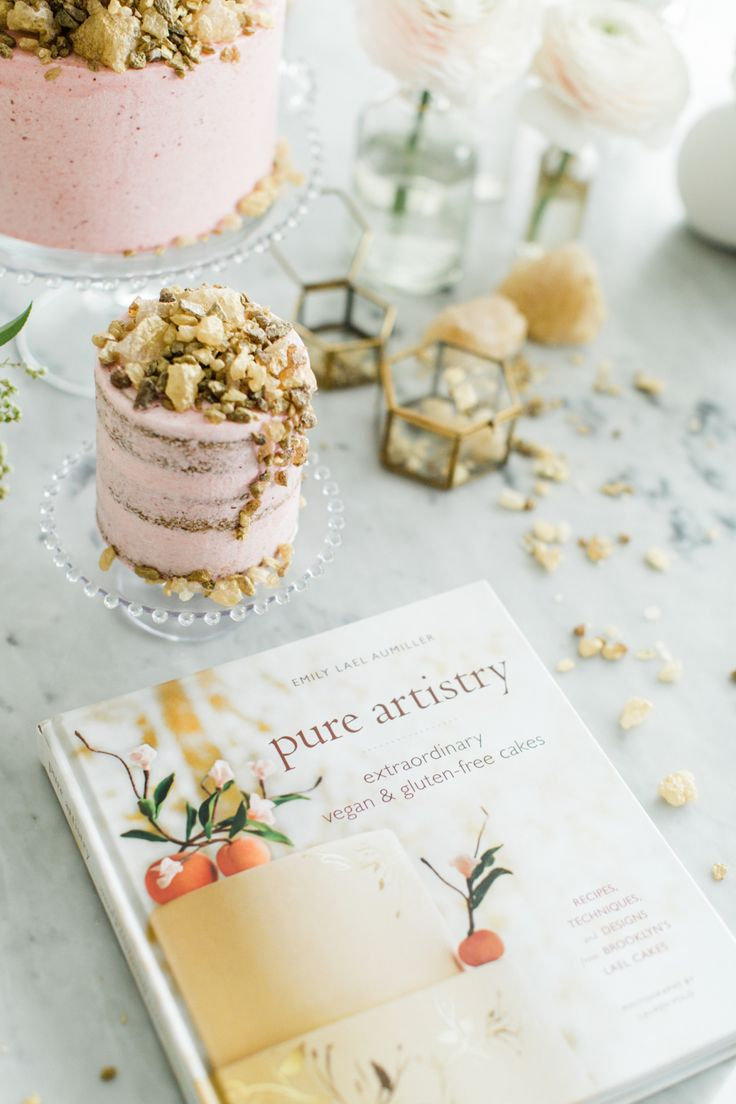 Pure Artistry Extraordinary Vegan And Gluten Free Cakes