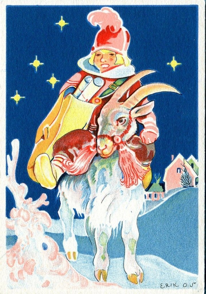 Vintage Swedish postcard | eBay