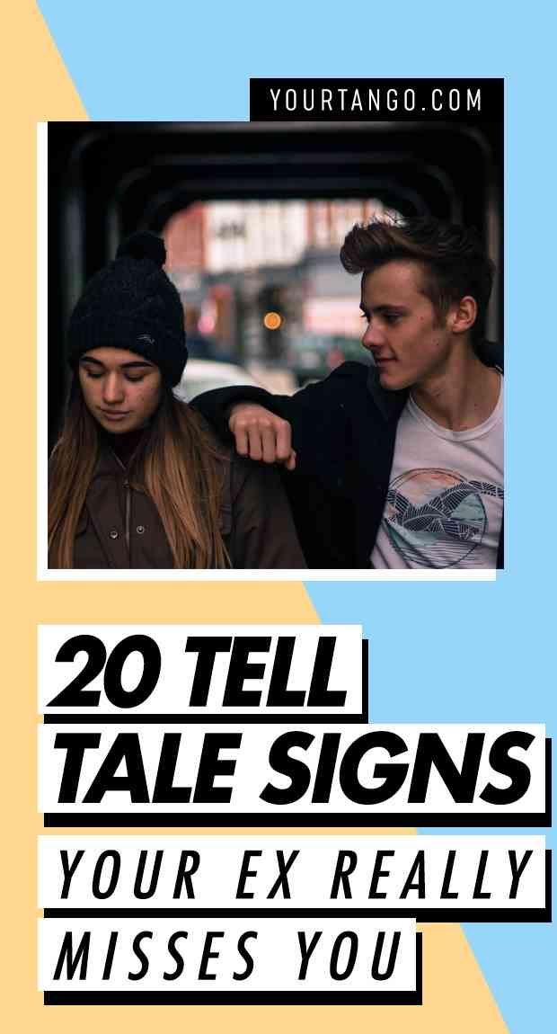 How To Know If Your Ex Misses You: 20 Tell-Tale Signs | @stephanie
