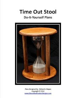 Time Out Stool-DIY Plans - Diversified Product Designs