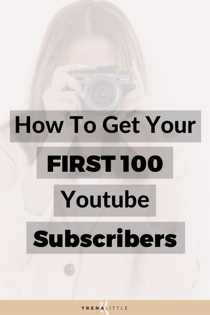 Do you want to start a Youtube channel but you don't want to have zero subscribers!? Let me show you the best 3 strategies you can implement to get your first 100 Youtube subscribers and a secret subscription link formula to kick your subscriber base in overdrive!