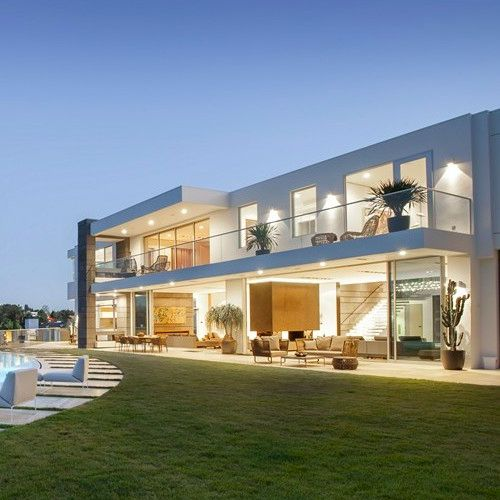 1000+ Images About Modern Mansion At 1740 Bel Air Road
