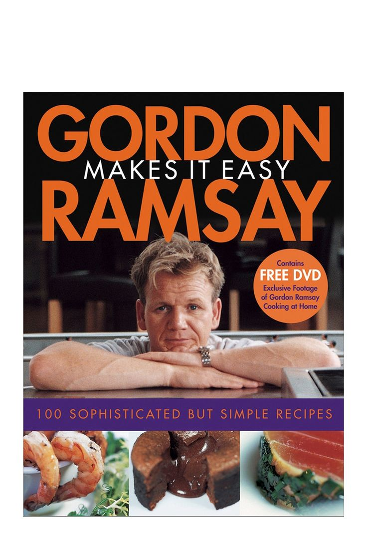 50 best gordon ramsay images on pinterest gordon ramsay gordon easy home style recipes from chef gordon ramsay star of the hit fox reality show hells kitchen international superstar chef gordon ramsay scored a huge fandeluxe Gallery