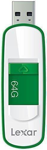 Oferta: 17.48€ Dto: -34%. Comprar Ofertas de Lexar JumpDrive S75 - Memoria USB 3.0 de 64 GB, verde barato. ¡Mira las ofertas!
