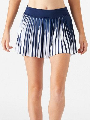 51a3af7a5 Fila Women's Fall Heritage Pleated Skirt - Navy | Mini skirts ...