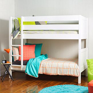 City Villa Bunks, kids beds & bunks - Kidzspace