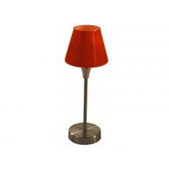 Lámpara Mesa naranja