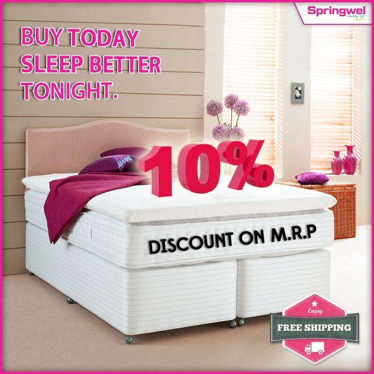 Today Sleep Better Tonight Get On M P All Mattress Pillows Etc