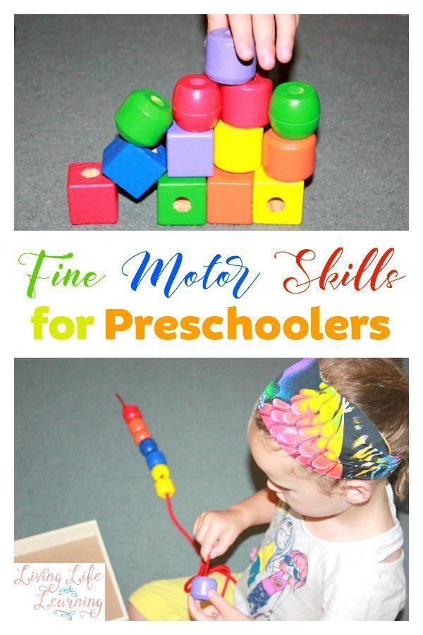 Fine Motor Skills For Preschoolers Fine Motor It Is And