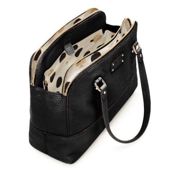 kate spade | leather handbags - kate spade grove court lainey