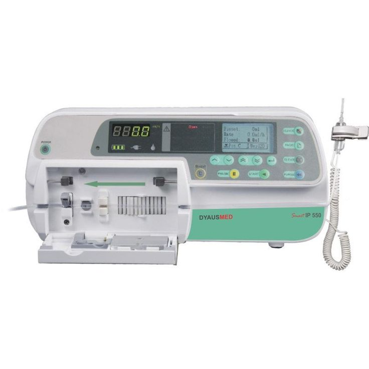 Smart Infusion Pump - SIP 550