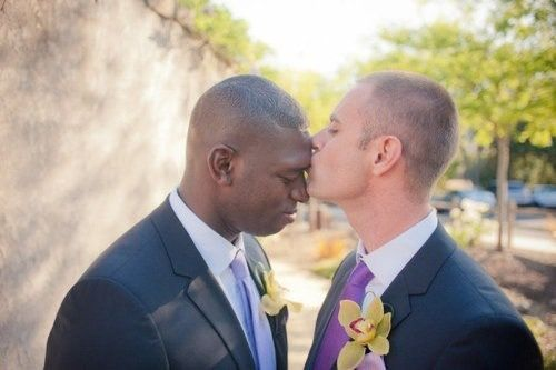 Interracial Gay Marriage 101