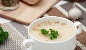 Esta receta debes guardarla: Esta sopa es 100 veces más fuerte que los antibióticos