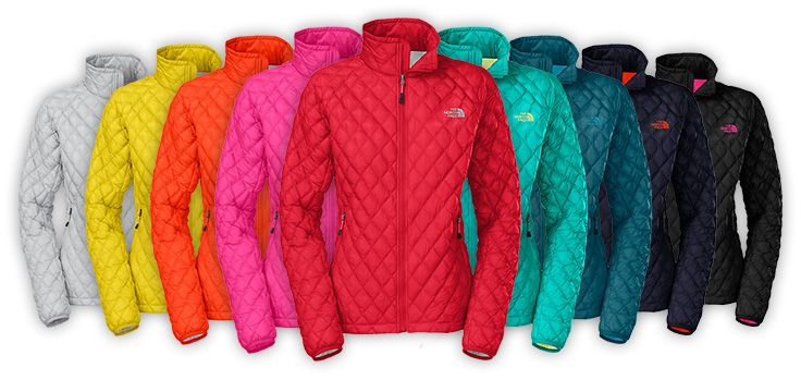 #Spon. Meet the new ThermoBall Jacket from The North Face. It's ultralight, packs small and comes in an assortment of colors. Take stylish warmth anywhere. Pin it to win it!