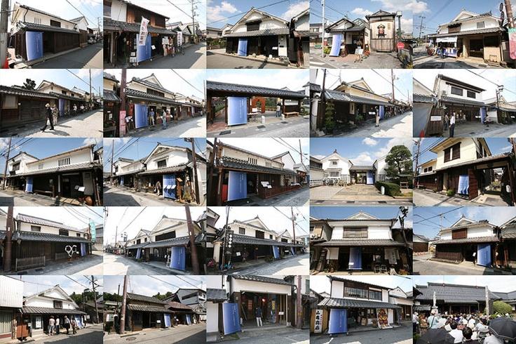 丹波篠山まちなみアートフェスティバル「町屋が美術館に変わる」 #sasayama