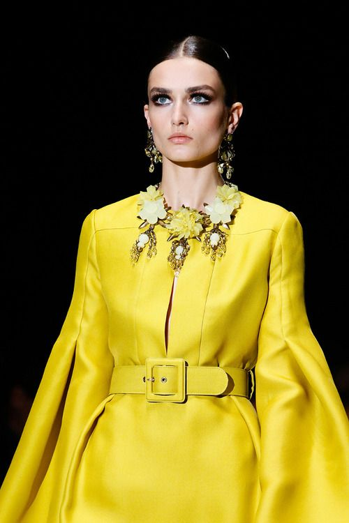 gucci spring 2013: Spring2013, Gucci Spring, Fashion Styles, Spring Summer, Leather Jackets, Spring 2013, Fashion Women, Fashion Boutiques, Yellow Leather
