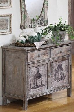 Inspiration   Faded Stencils On Distressed Wood   Love This Look U003c3