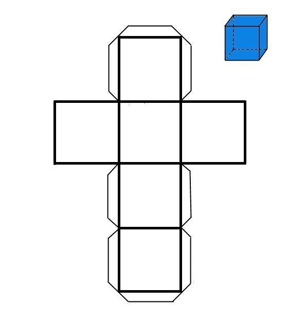desarrollo de un cubo - Buscar con Google