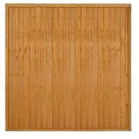 Closeboard Fence Panel 1.83m | Buy Fencing Direct