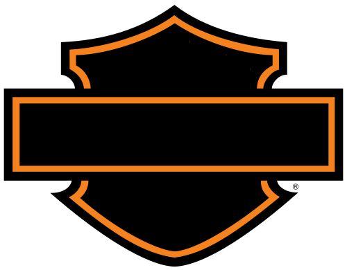 osolaindabrilha: harley davidson logo 01
