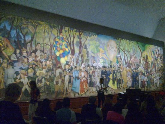 1000 images about murales murals on pinterest mexico for Diego rivera mural chicago