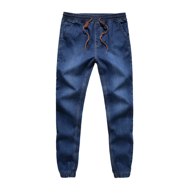 Men Drawstring Slim Fit Denim Joggers Pants | $ 75.64 | Item is FREE Shipping Worldwide! | Damialeon | Check out our website www.damialeon.com for the latest SS17 collections at the lowest prices than the high street | FREE Shipping Worldwide for all items! | Get it here https://www.damialeon.com/mens-denim-jeans-men-drawstring-slim-fit-denim-joggers-mens-joggers-jeans-pant-men-stretch-elastic-jean-pencil-pants-casual/ |      #damialeon #latest #trending #fashion #instadaily #dress…