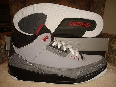Air Jordan 3 Retro #Jordan #MichaelJordan #JordanRetro #AirJordan  www.stores.