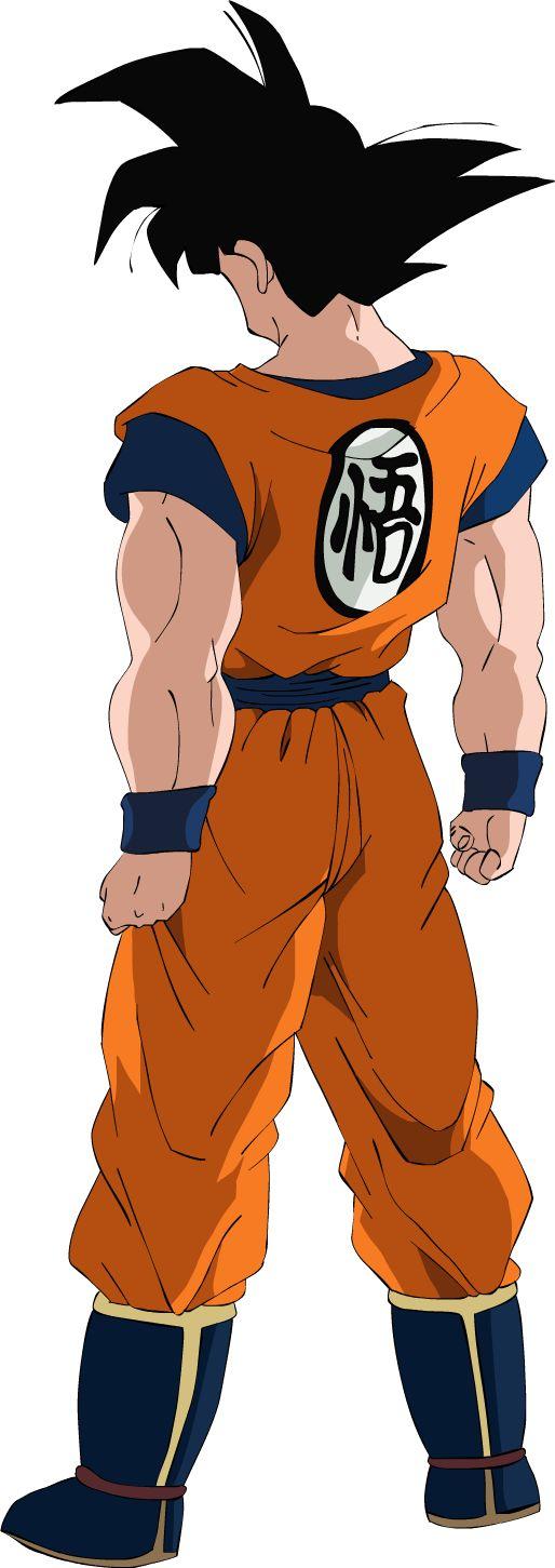 Goku by Accelerator16.deviantart.com on @DeviantArt