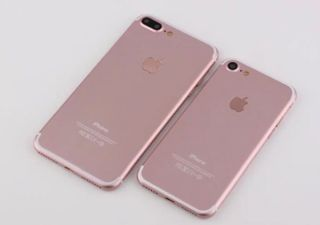 Hopefully I can get my rose gold 7 plus tomorrow morning before they sell out