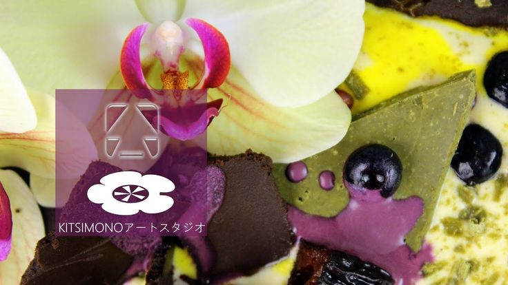 PHALAENOPSWEETS - DESSERT WITH ORCHIDS